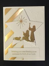 every blessing gold embossed cards religious christmas cards