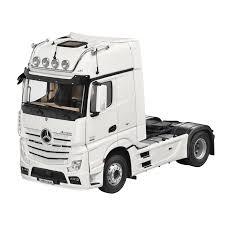 mercedes truck white actros fh25 gigaspace sattelzugmaschine
