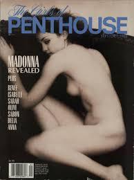 madonna the girls of penthouse us magazine 586840 sept october 1988