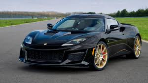 gold and black ferrari americans this black u0027n u0027gold lotus evora sport 410 is for you