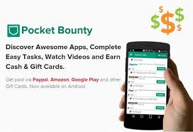 app gift cards pocketbounty free gift cards apk free entertainment
