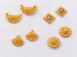 gold ear rings images 54 best beautiful gold earrings factory prices images on