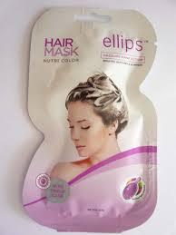 Masker Elips ellips hair mask nutri