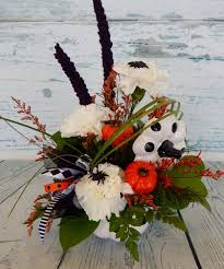 decorate with halloween flowers bagoy u0027s florist and home