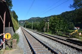 Schmilka-Hirschmühle railway station