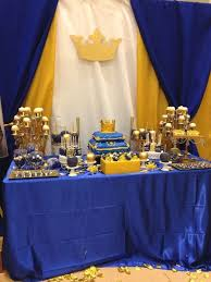 royal blue and gold baby shower royal blue and gold party decorations baby shower