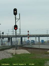 A Flashing Yellow Signal Light Means Interpreting Reading Railroad Signals 1