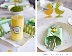 easter decorating ideas for the home parties around my table