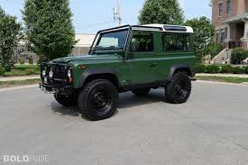 new land rover defender 2013 ride 1995 land rover defender d90