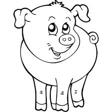 easy animals drawing easy animal drawings coloring pages how to