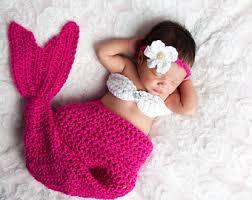 Baby Mermaid Halloween Costume Baby Halloween Costume Newborn Mermaid Tail Baby Mermaid
