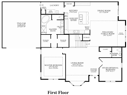 del webb anthem floor plans regency at hilltown the martin home design