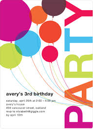 birthday party invitations invitations birthday party cimvitation