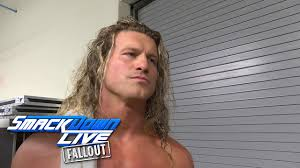 dolph ziggler hairs dolph ziggler is the brass ring smackdown live fallout march 14
