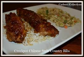 carissa u0027s collections crockpot chinese style country ribs