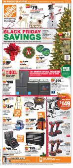 home depot black friday ad 2017 is live