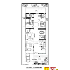 How Big Is 400 Sq Ft House Plan For 39 Feet By 90 Feet Plot Plot Size 153 Square Yards