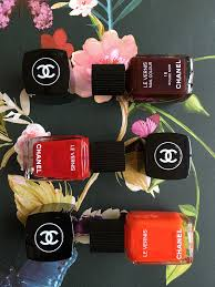 chanel nail polish ben pechey fashion lifestyle blogger