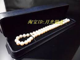 pearl necklace boxes images Jewelry box for pearl necklace latest alligator jewelry box pearl jpg