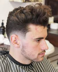 gel for undercut stylish haircuts for men 2017