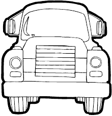 truck coloring pages coloring ville