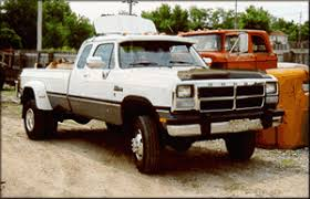 dodge trucks through the years pickuptruck com history segment twelve 1989 to 1993 diesel