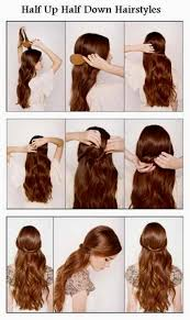 step by step hairstyles for long hair with bangs and curls easy hairstyles long hair step by step hairstyles ideas