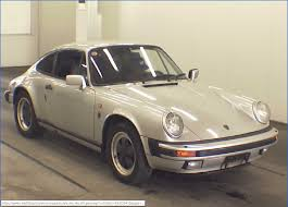porsche japan 1988 porsche 911 silver with black leather 3 2 ltr with low