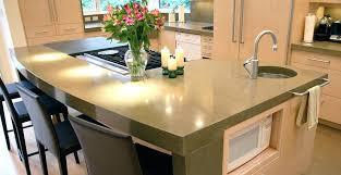 wholesale kitchen islands kitchen island countertops concrete and island kitchen island