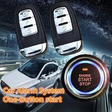 sony home theater system push power protector 8pcs car alarm start engine system pke keyless entry remote start