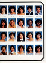 bell high school eagle yearbook bell ca class of 1982 pages
