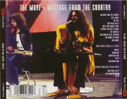 cd album the move message from the country harvest europe