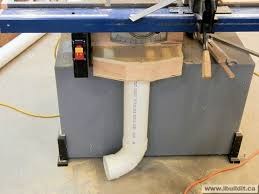 table saw vacuum dust collector how to make a dust collector ibuildit ca