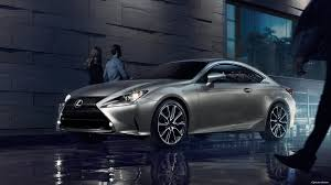 silver lexus 2017 lexus rc luxury sedan lexus com