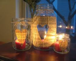 Mason Jar Candle Ideas The Greatest 30 Diy Decoration Ideas For Unforgettable Valentine U0027s Day