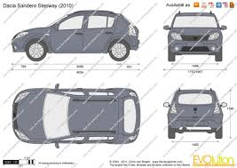 renault sandero stepway 2012 the blueprints com vector requests renault sandero stepway 2012