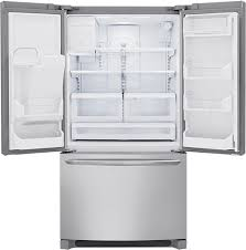 Samsung Counter Depth Refrigerator Side By Side by Frigidaire Gallery 27 7 Cu Ft French Door Refrigerator With