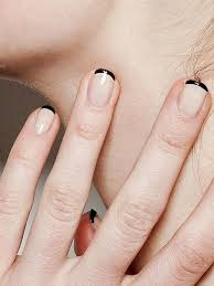 how to do french tips on really short nails u2013 great photo blog