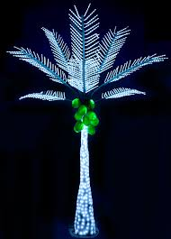 pre lit palm tree wholesale lighted artificial palm tree