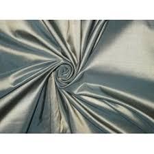 White Taffeta Curtains Silk Taffeta