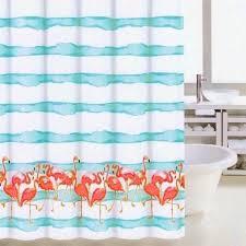 Aqua Blue Shower Curtains Shower Curtains Newport Home Interiors