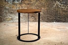 table basse bout de canapé bout de canapé guéridon table d appoint fabriqué à vos mesures