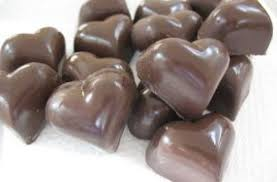 heart shaped chocolate how2heroes chocolate caramel candies