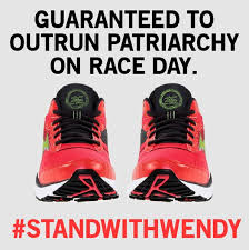 Meme Sneakers - a very meme moment wendy davis and her running shoes words of