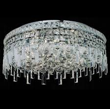 Flush Mount Chandeliers by Brizzo Lighting Stores 20