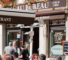 le bureau epinal restaurant épinal service continu