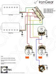 guitar wiring diagram confusion practice theory stack