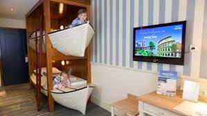 doppelbett kinderzimmer originelle möbel für kinderzimmer 12 ideen für kapitän themenzimmer