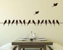 Birds Home Decor Wall Decal Birds Small Home Decor Inspiration Trend Lovely Home