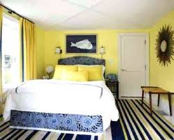 Yellow Bathroom Decorating Ideas Navy And Yellow Bedroom Bathrooms And More On Blue Green And